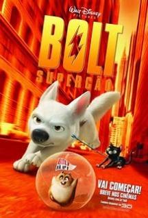Bolt o Supercão – Dublado