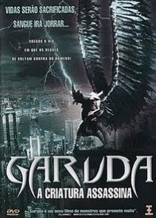 Garuda A Criatura Assassina Dual Áudio