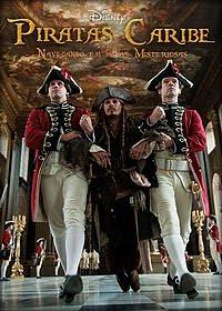 Piratas do Caribe 4 Navegando em Águas Misteriosas